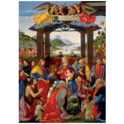 Christmas Cards - The Adoration of the Magi