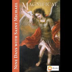 Nine days with saint Michael Apple Books