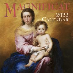 Magnificat Art Calendar 2022