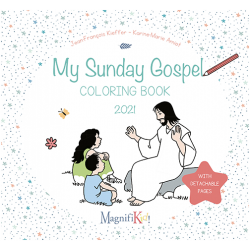 My Sunday Gospel Coloring Book 2021