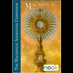 Magnificat Adoration Companion