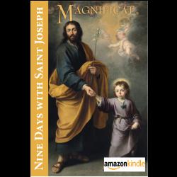 Nine Days with Saint Joseph - Kindle