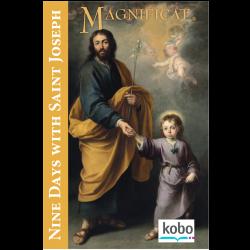 Nine Days with Saint Joseph - Kobo