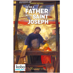 To be a Father with Saint Joseph  - Kobo