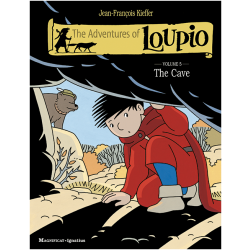 The Adventures of Loupio Vol.5: The Cave