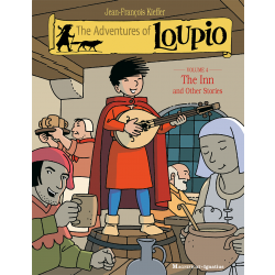 The Adventures of Loupio, Vol.4: The Inn and Other Stories