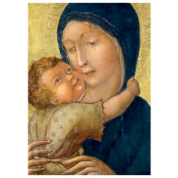 Christmas Cards - Virgin of Tenderness