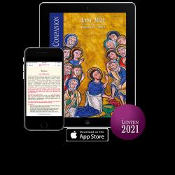 Lenten Companion 2021 App iOS