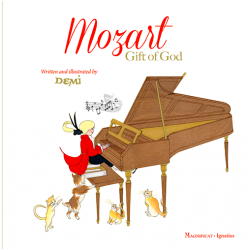 Mozart, Gift of God