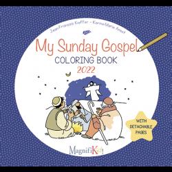 My Sunday Gospel coloring book