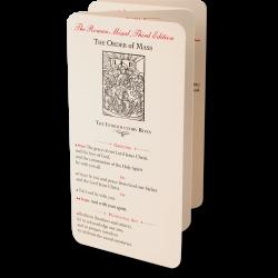 The Magnificat Pew Cards - Medium Size