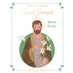 Saint Joseph: Watch over My Family