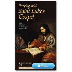 Praying with Saint Luke's Gospel - Apple Books