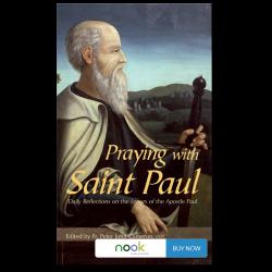 Praying with Saint Paul - Nook