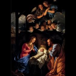 The Nativity by Philippe de Champaigne