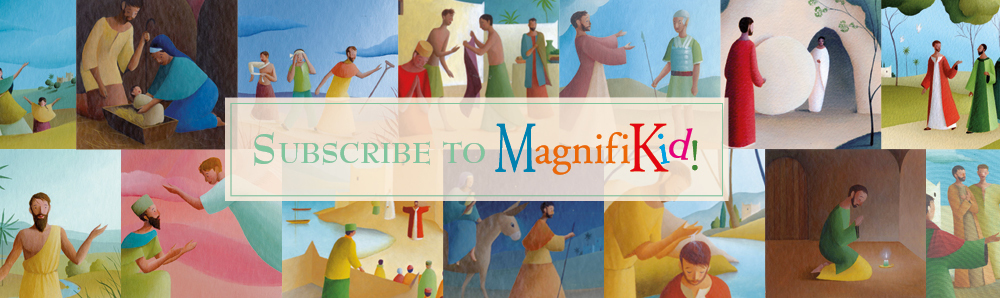 Subscribe to MagnifiKid!